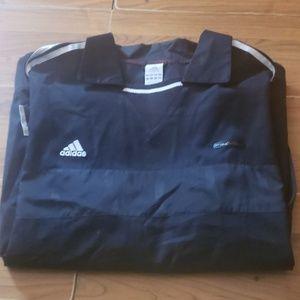 Adidas heavy hoodie XXL